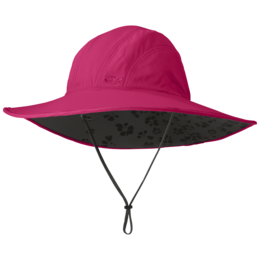 OR Women's Oasis Sun Sombrero desert sunrise