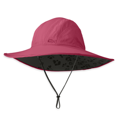 OR Women's Oasis Sun Sombrero mulberry