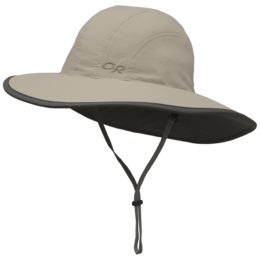 OR Kids' Rambler Sun Sombrero khaki/dark grey