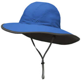 OR Kids' Rambler Sun Sombrero glacier/dark grey