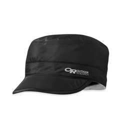 OR Helium Radar Rain Cap black