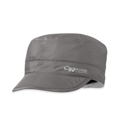 OR Helium Radar Rain Cap pewter