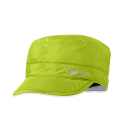 OR Helium Radar Rain Cap lemongrass