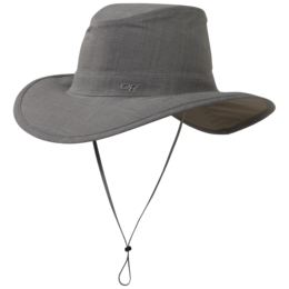 OR Olympia Rain Hat pewter