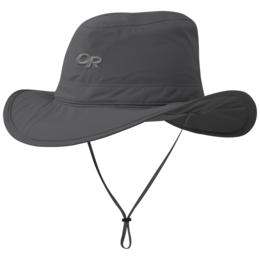 OR Ghost Rain Hat charcoal