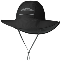 OR Kids' Voyager Rain Hat black