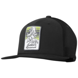 OR Squatchin' Trucker Cap black