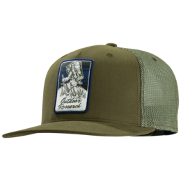 OR Squatchin' Trucker Cap fatigue