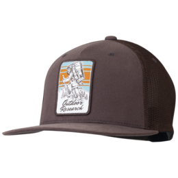 OR Squatchin' Trucker Cap earth