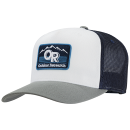OR Advocate Trucker Cap pewter