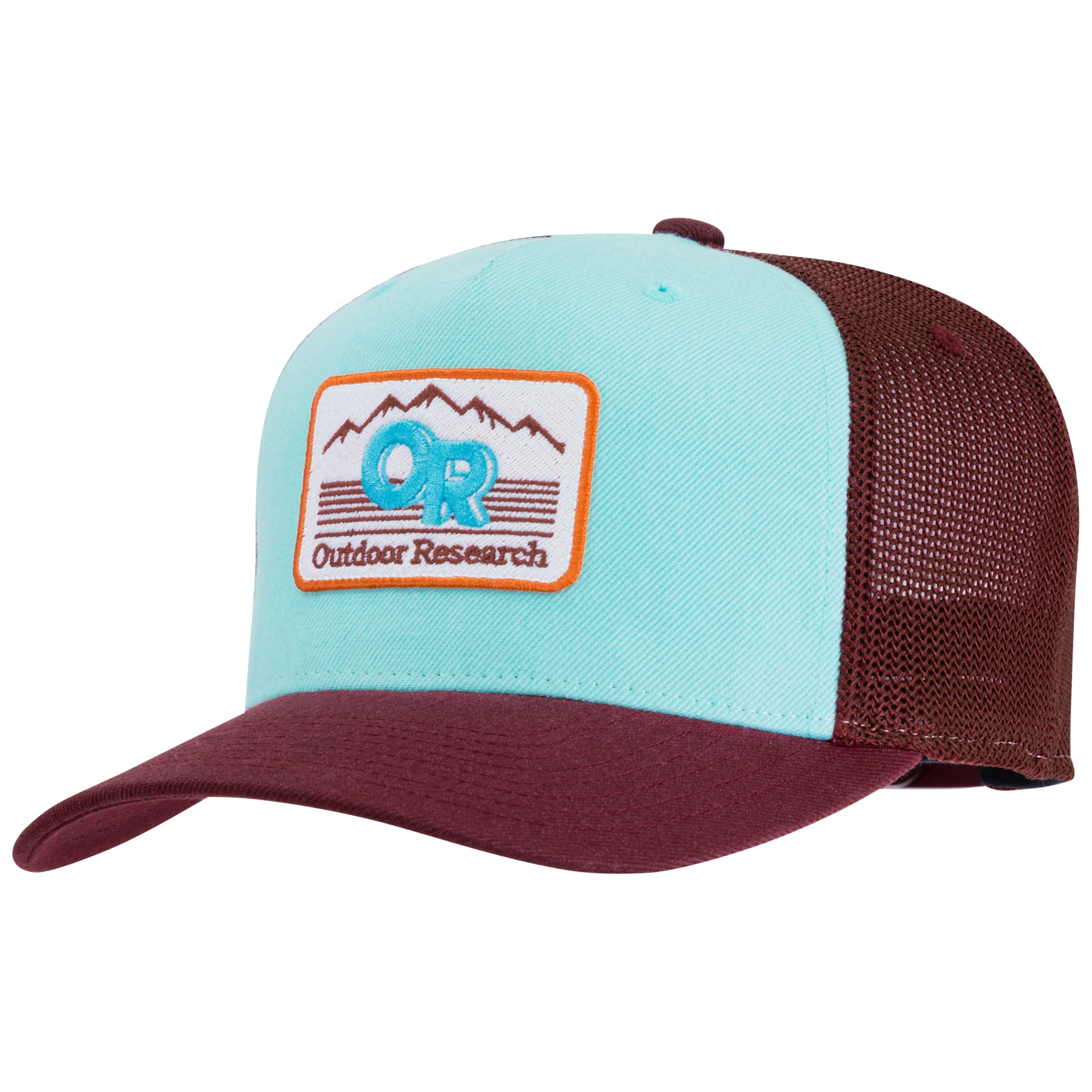 be18eb1b48a Advocate Trucker Cap - ice