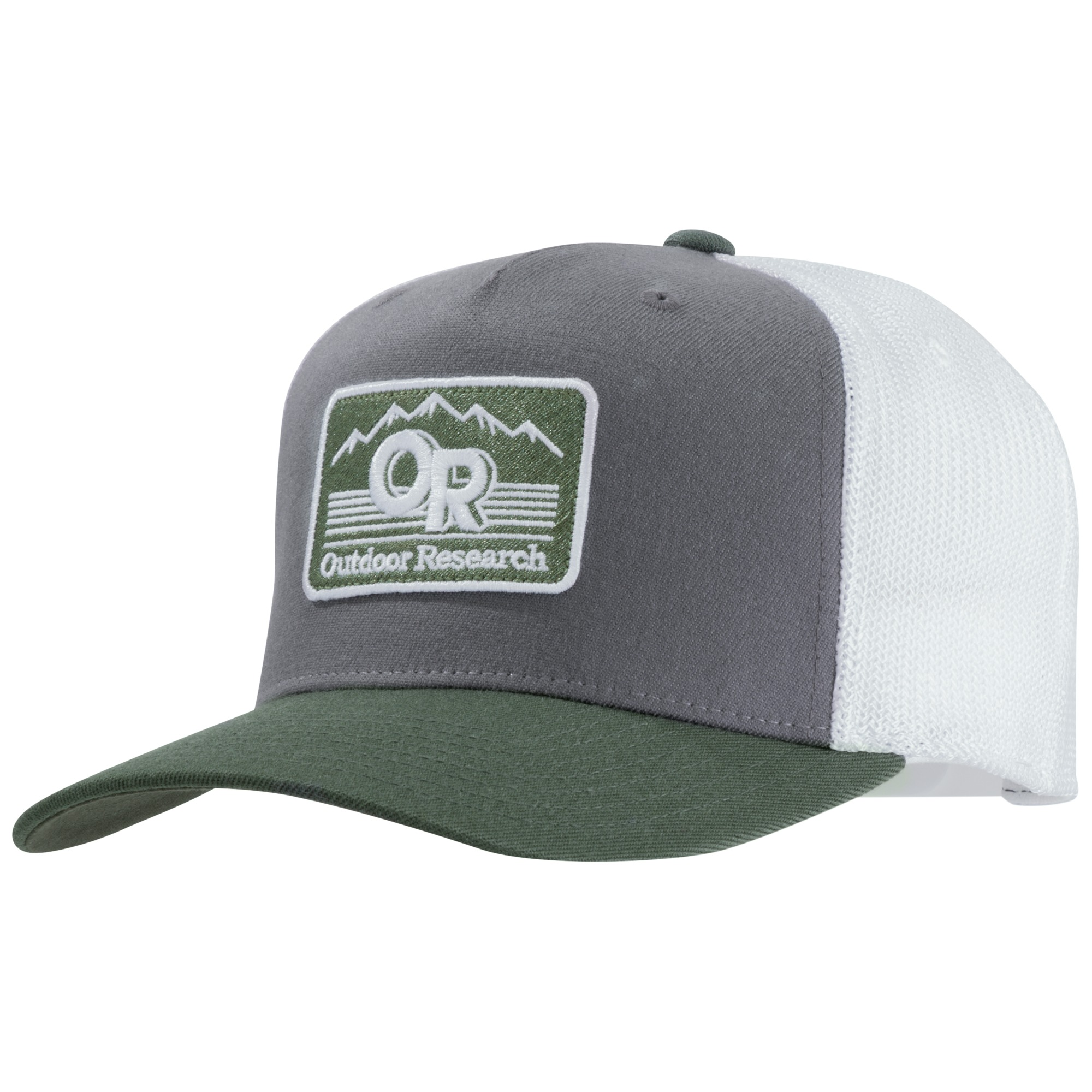 501fcc1d268 Advocate Trucker Cap - moss | Outdoor Research