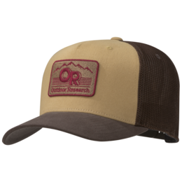 25cd098fd0519 OR Advocate Trucker Cap honey