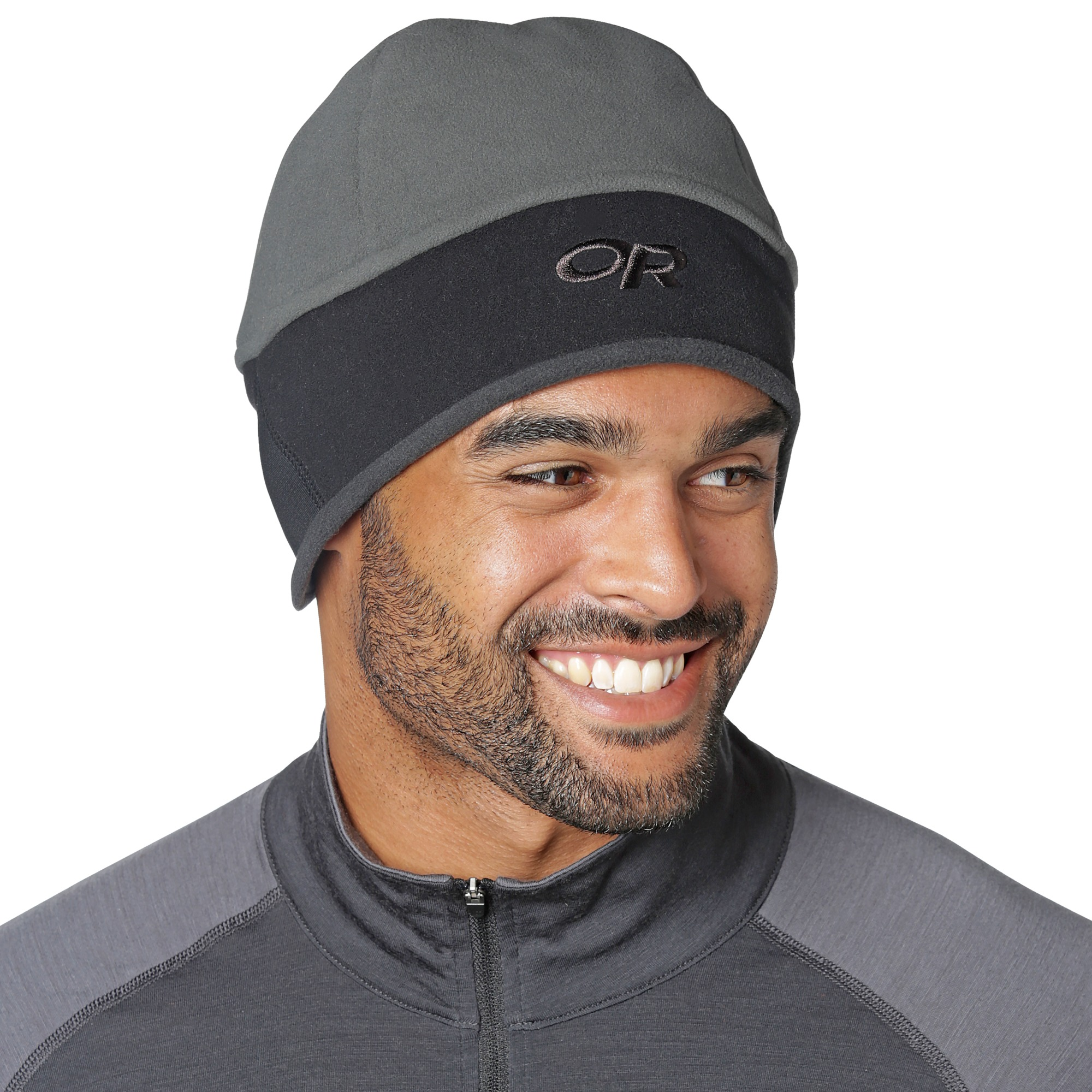 06c6f5ead2451 Wind Warrior Hat™ - charcoal black