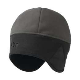 OR Wind Warrior Hat charcoal/black