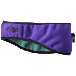OR Ear Band purple rain/black