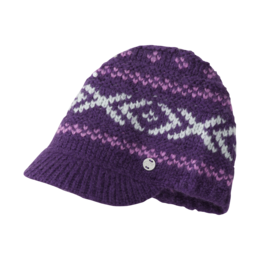 OR Women's Karia Beanie elderberry
