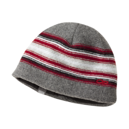OR Spitsbergen Hat charcoal/redwood