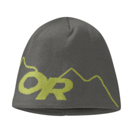 OR Storm Beanie pewter/lemongrass