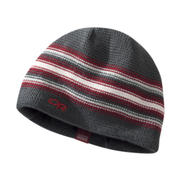OR Kids' Spitsbergen Beanie charcoal/redwood