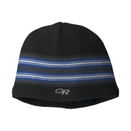 OR Kids' Spitsbergen Beanie black/glacier
