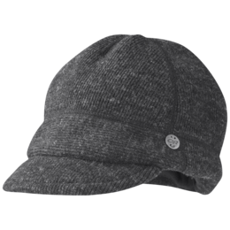 OR Women's Flurry Cap charcoal