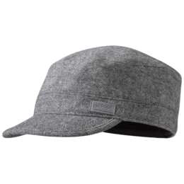 OR Kettle Cap charcoal herringbone