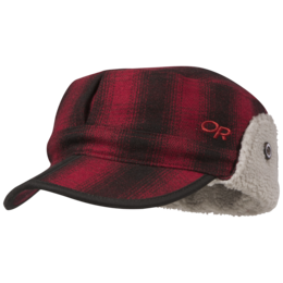 OR Yukon Cap redwood/black