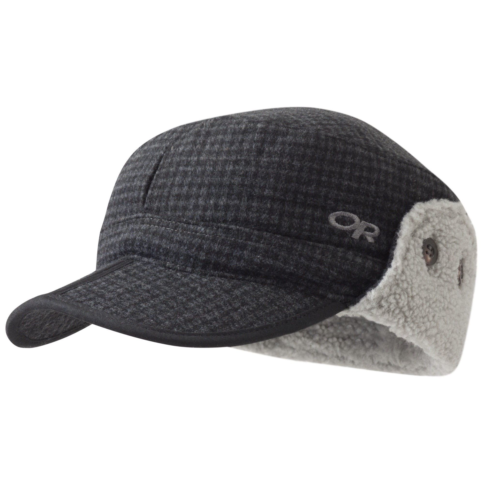 c2795684259 Yukon Cap™ - black plaid