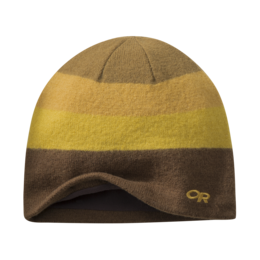 OR Gradient Hat carob/honey