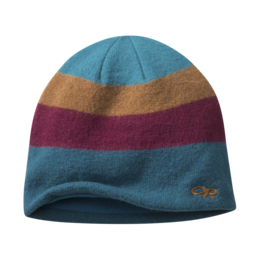 OR Gradient Hat peacock/zin