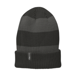 OR Knotty Beanie charcoal/pewter