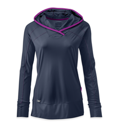 OR Women's Echo Hoody (S18) night/ultraviolet