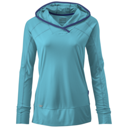 OR Women's Echo Hoody typhoon/baltic