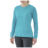 OR Women's Echo L/S Tee typhoon/night