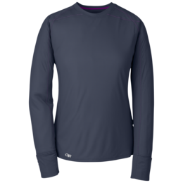 OR Women's Echo L/S Tee night/ultraviolet