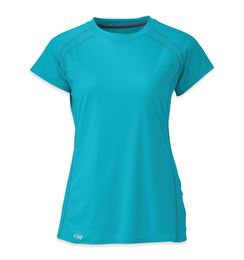 OR Women's Echo S/S Tee typhoon/night