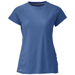 OR Women's Echo S/S Tee lapis