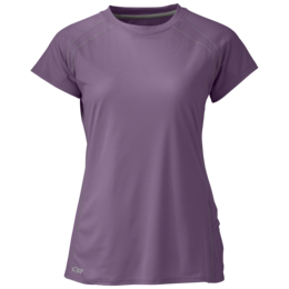 OR Women's Echo S/S Tee amethyst