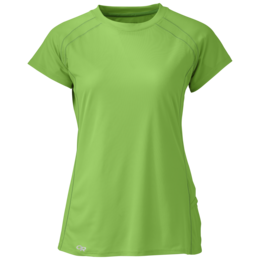 OR Women's Echo S/S Tee apple/laurel