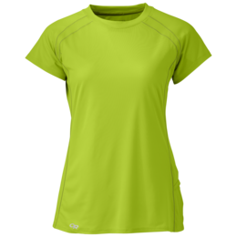 OR Women's Echo S/S Tee lemongrass