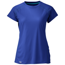 OR Women's Echo S/S Tee baltic