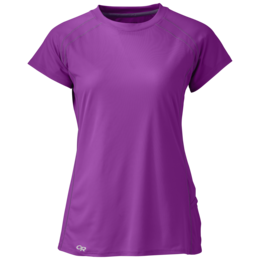 OR Women's Echo S/S Tee ultraviolet