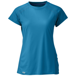 OR Women's Echo S/S Tee oasis/baltic