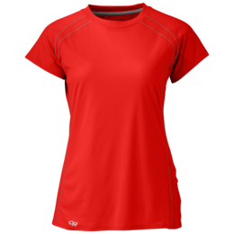 OR Women's Echo S/S Tee samba