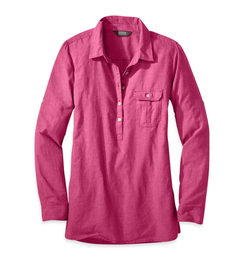 OR Women's Coralie L/S Shirt sangria