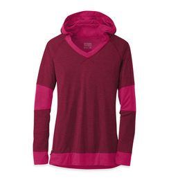 OR Women's Umbra Hoody sangria
