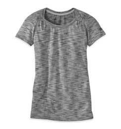 OR Women's Flyway S/S Shirt pewter/alloy