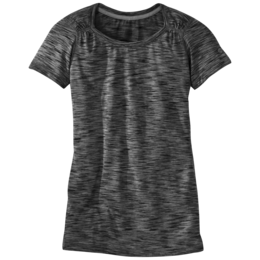 OR Women's Flyway S/S Shirt black/pewter