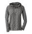 OR Women's Flyway Zip Hoody pewter/alloy